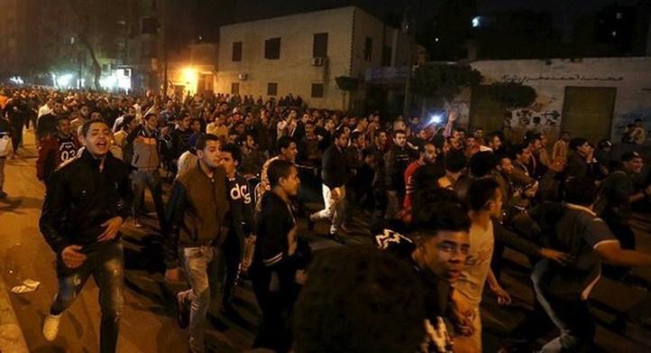 Mısır polisinden halkı sokağa döken cinayet