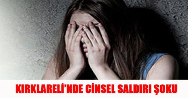15 yaşındaki kıza cinsel saldırı şoku