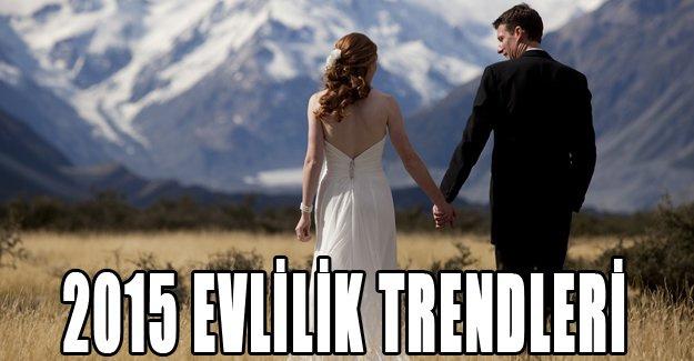 2015 evlilik trendleri
