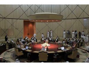 Körfez ülkelerinin dışişleri bakanları Riyad'da toplandı