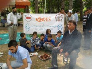 Öğrenciler piknikte eğlendi