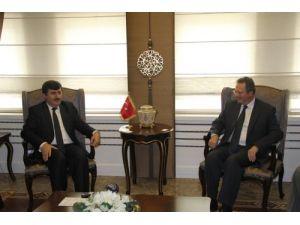 Belçika heyeti, yeni işbirliği imkanlarını araştırmak için Trabzon'da