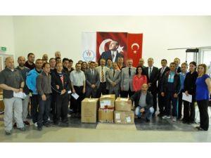 Halter Federasyonu'ndan kulüplere 2 milyon 250 bin liralık destek