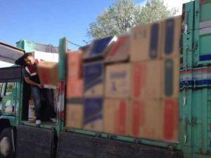 Jandarma, 242 bin paket kaçak sigara ele geçirdi