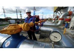 Gazprom, Türkiye dahil 2014 Avrupa arz beklentisini düşürdü