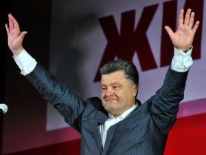 Ukrayna'da seçimi kazanan Poroşenko, 7 Haziran'da yemin edecek