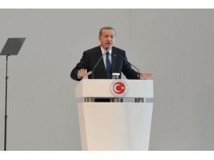 Başbakan Erdoğan, TŞOF Genel Kurulu'nda konuştu (2)