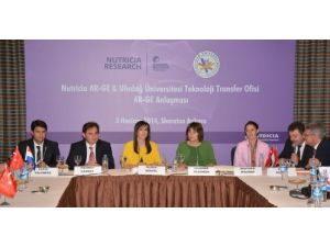 Hollandalı Ar-Ge şirketi ile Uludağ Üniversitesi işbirliğine imza attı