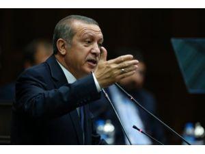 Erdoğan'dan Gezi yorumu: Avuçlarını yaladılar