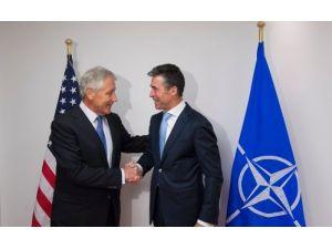 NATO savunma bakanları, Ukrayna krizinden sonra ilk kez toplandı