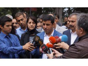 Demirtaş, Diyarbakır-Bingöl yolunun kapatılmasıyla ilgili hükümeti suçladı