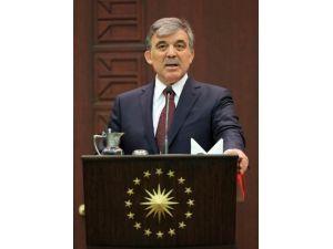 Gül: Türk şirketleri Türkmenistan'da 40 milyar dolarlık proje üstlendi