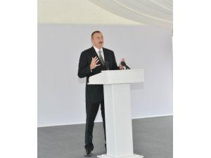Aliyev: Avrupa'nın enerji güvenliğine katkı sağlayacağız