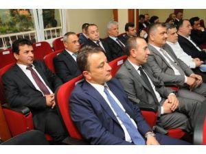 Oda başkanları sorunlara Bafra'da çözüm aradı