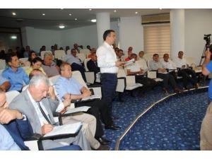 Manavgat Belediyesi bütçesi revize edilerek 250 milyon lira çıkartıldı