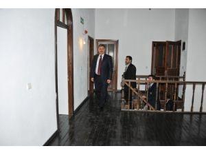 100 yıllık Malatya konağı restore edildi