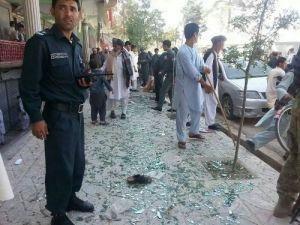 Afganistan'da intihar saldırısı: 4 ölü, 15 yaralı