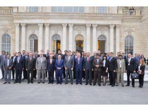 ECO'ya üye ülke temsilcileri afet ve risk yönetimi konusunda bir araya geldi