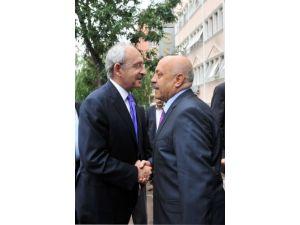 Kemal Kılıçdaroğlu: Başbakan hükümeti ağlama duvarına çevirdi