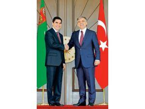 Türkmenistan Devlet Başkanı Berdimuhamedov: Türkiye en yakın ortağımız