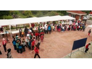 Fatih Koleji projelerini sergiledi