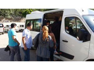 Siirt te KCK operasyonu: 16 gözaltı