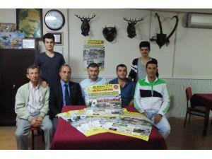 Özay: Türkiye'nin avcıları 14-15 Haziran'da Bafra'da buluşacak