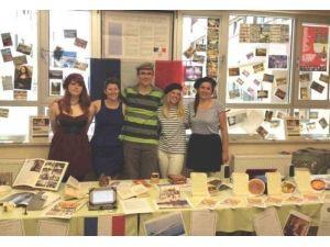 10 ülkeden 70 öğretmen ve öğrenci İstanbul'da buluştu