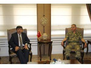Jandarma Genel Komutanı Orgeneral Yörük, Trabzon'da