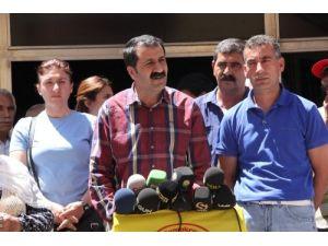 Mamedoğlu: Lice'ye yapılan operasyonlar çözüm sürecini engelliyor