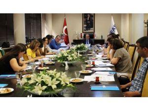 İzmir Gelinlik Fuarı için danışma kurulu toplandı