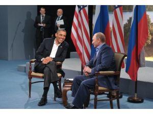 Putin: Obama ile diyaloga hazırım