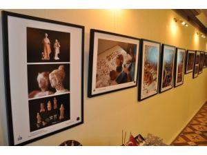 Edremit'te Antandros sergisi açıldı