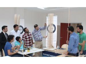 Depreme dayanıklı bina tasarımı yarışması