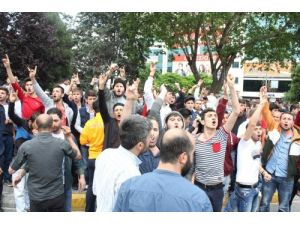 Gaziosmanpaşa'da Öcalan gerginliği