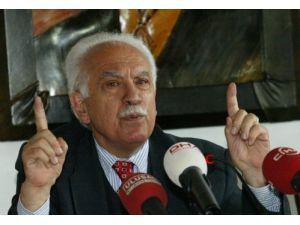 Perinçek: Barış süreci, PKK için fırsat süreci oldu