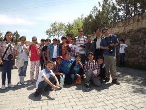 Özel Sema Koleji öğrencileri turistlik gezilerle yabancı dillerini geliştiriyor