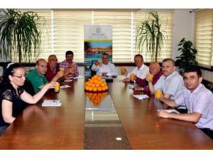 MATSO, portakal tanıtımı için 2 ton portakal suyu ikram edecek