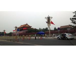 Çin'in tabusu Tiananmen için olağanüstü önlemler