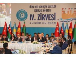 Türk Konseyi Dışişleri Bakanları Bodrum'da toplandı