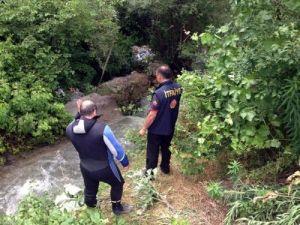 Sulama kanalına düşen 5 yaşındaki çocuk boğuldu