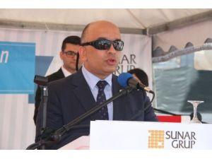 Sunar Grup, 6 milyon Euro'luk kojenerasyon tesisini hizmete açtı