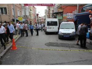 Beyoğlu'nda bavul içinde ceset bulundu
