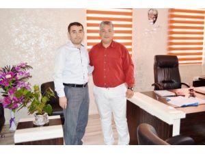 FİGİAD Başhekim Sinan Anar'ı ziyaret etti.