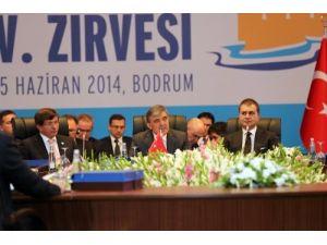 Bodrum'da 4. Türk Konseyi Devlet Başkanları Zirvesi başladı