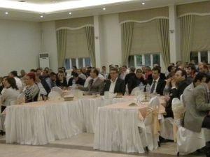 Turgutlu İşadamları Derneği'nden 'Ekonomiye Güncel Bakış' toplantısı