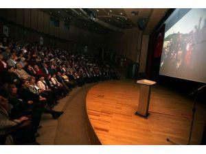 """Gözdağı"""" belgeseli Yenimahalle'de ücretsiz izlendi"""