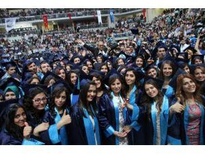 PAÜ'den bin 600 öğretmen adayı mezun oldu