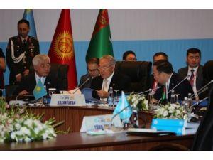 Türk Konseyi Zirvesi'nde dönem başkanlığı Kazakistan'a geçti