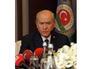 Bahçeli: Seçimlerde kutuplaşma olursa Türkiye büyük sıkıntıya girer